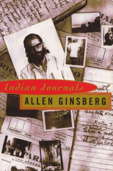Indian Journals, Allen Ginsberg