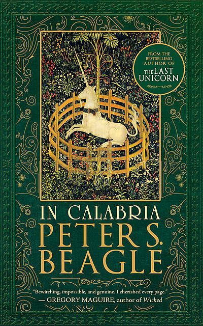 In Calabria, Peter S.Beagle