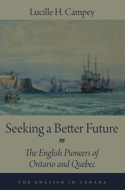 Seeking a Better Future, Lucille H.Campey