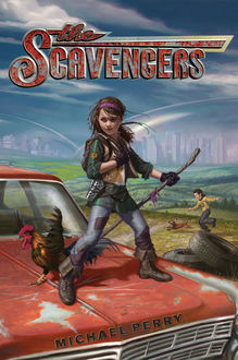 The Scavengers, Michael Perry
