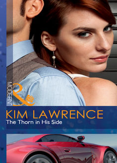 The Thorn in his Side, Kim Lawrence