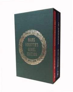 Mark Forsyth's Gemel Edition: A Box Set Containing the Etymologicon and the Horologicon, Mark Forsyth