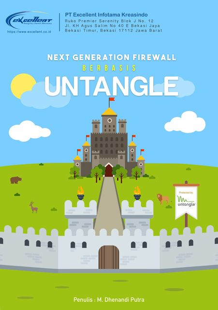 Next Generation Firewall Berbasis Untangle, Muhammad Dhenandi Putra