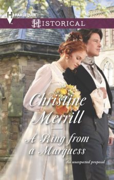 A Ring from a Marquess, Christine Merrill