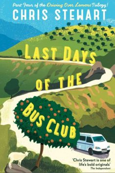 Last Days of the Bus Club, Chris Stewart