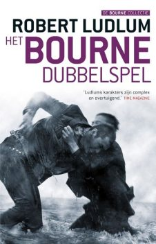 De Bourne collectie, Robert Ludlum