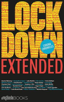 Lockdown Extended, Compiled by Melinda Ferguson
