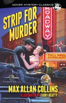 Strip for Murder, Max Allan Collins