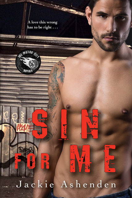 Sin for Me, Jackie Ashenden