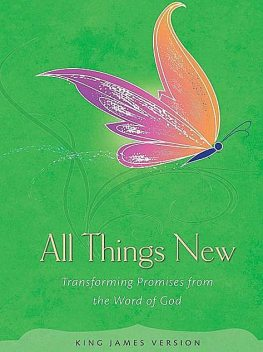 All Things New: Transforming Promises from the Word of God, Revell