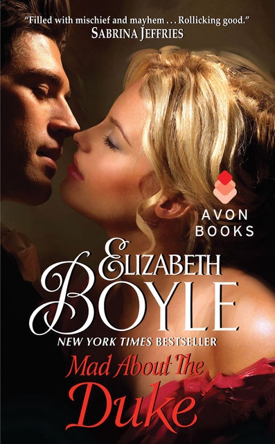 Mad About the Duke, Elizabeth Boyle