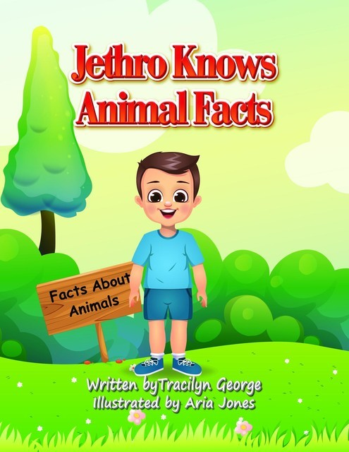 Jethro Knows Animal Facts, Tracilyn George