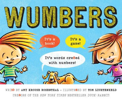 Wumbers, Amy Rosenthal