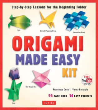 Origami Made Easy Ebook, Francesco Decio, Vanda Battaglia