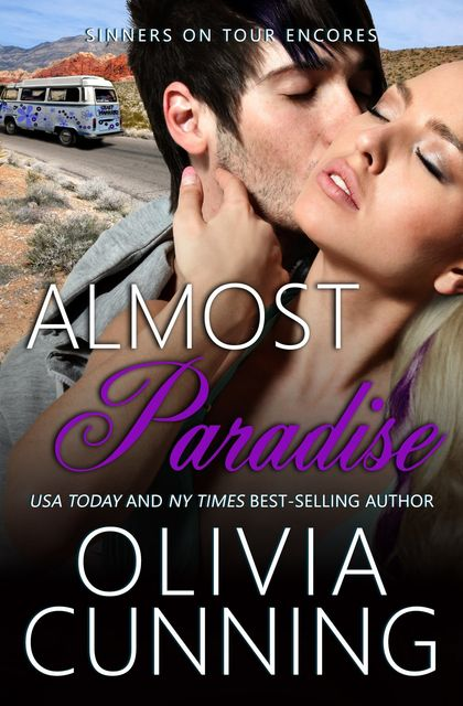 Almost Paradise (Sinners on Tour Book 8), Olivia Cunning