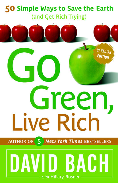 Go Green, Live Rich (Canadian Edition), David Bach