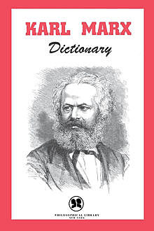 Karl Marx Dictionary, Morris Stockhammer