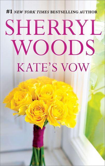 Kate's Vow (Vows), Sherryl Woods