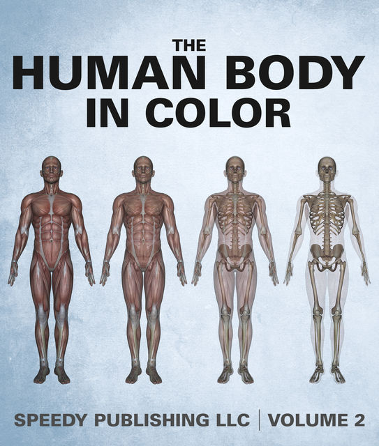 The Human Body In Color Volume 2, Speedy Publishing