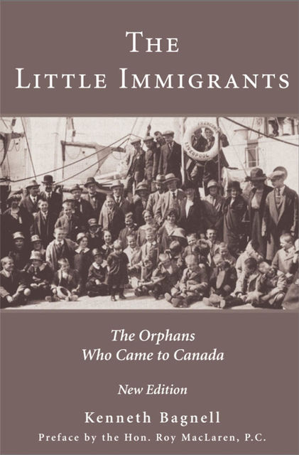 The Little Immigrants, Kenneth Bagnell