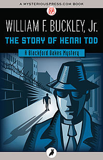 The Story of Henri Tod, William Buckley
