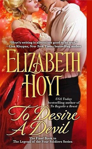 To Desire a Devil, Elizabeth Hoyt