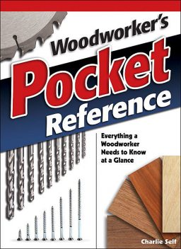 Woodworker's Pocket Reference, Charlie Self