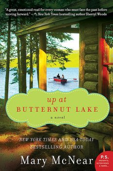 Up at Butternut Lake, Mary McNear