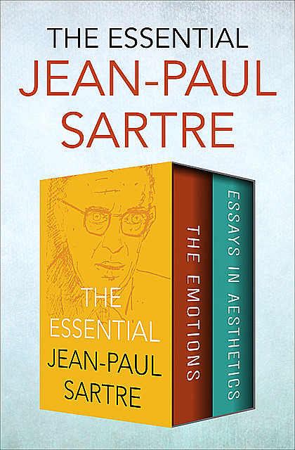 The Essential Jean-Paul Sartre, Jean-Paul Sartre