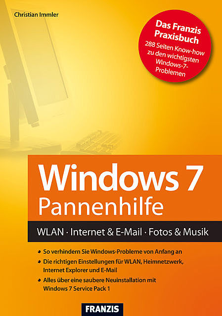 Windows 7 Pannenhilfe, Christian Immler