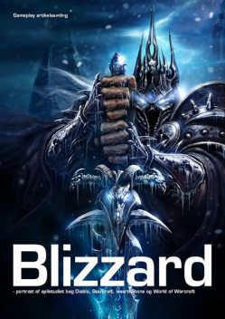 Computerspilsartikel: Blizzard, Thomas Berger
