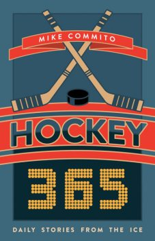 Hockey 365, Mike Commito