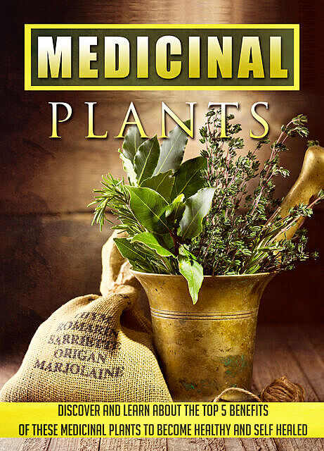 Medicinal Plants Discover and Learn About the Top 5 Benefits of These Medicinal Plants to Become Healthy and Self-Healed, Old Natural Ways