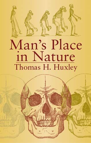 Man's Place in Nature, Thomas H.Huxley
