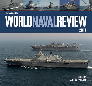 Seaforth World Naval Review 2017, Conrad Waters