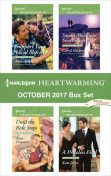 Harlequin Heartwarming October 2017 Box Set, Cheryl Harper, Kate James, Amie Denman, Melinda Curtis