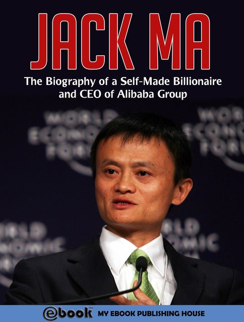Jack Ma, Publishing House My Ebook
