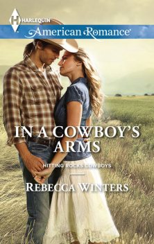 In a Cowboy's Arms, Rebecca Winters