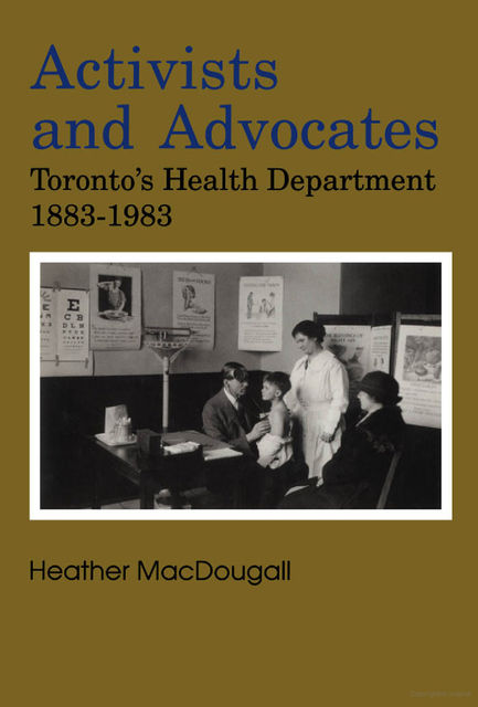 Activists and Advocates, Heather MacDougall