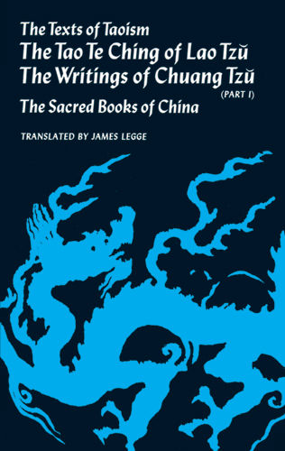 The Texts of Taoism, Part I, James Legge