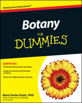 Botany For Dummies, Rene Fester Kratz
