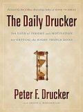 The Daily Drucker, Peter Drucker