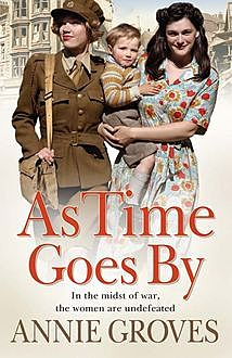 As Time Goes By, Annie Groves