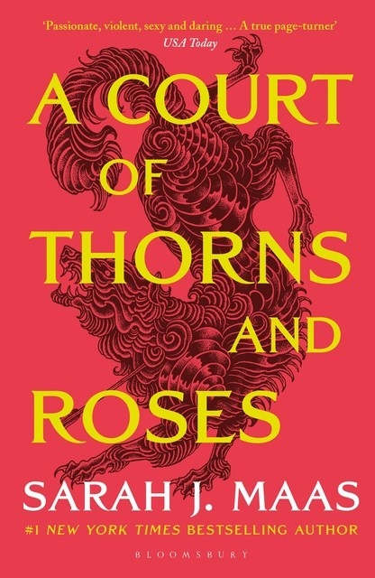 A Court of Thorns and Roses, Sarah J.Maas