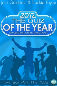 2012 – The Quiz of the Year, Jack Goldstein