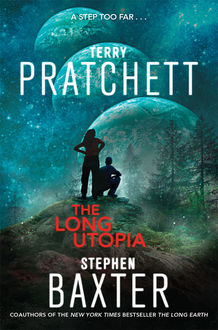 The Long Utopia, Terry David John Pratchett, Stephen Baxter