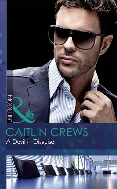 A Devil in Disguise, Caitlin Crews