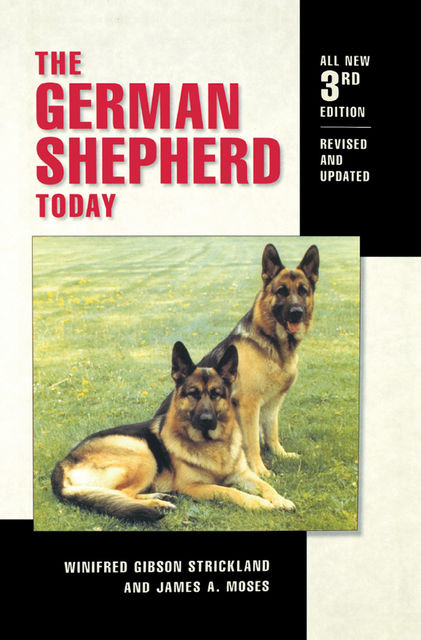 The German Shepherd Today, Winifred Gibson Strickland