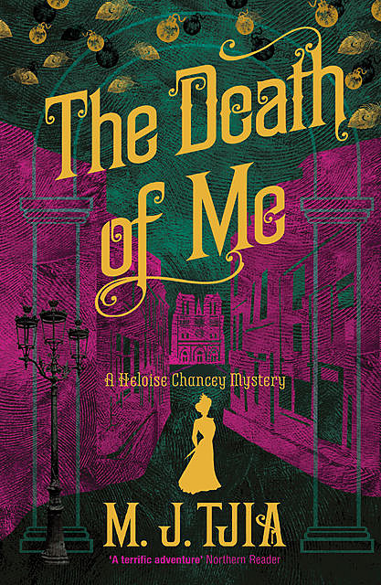 The Death of Me, M.J. Tjia