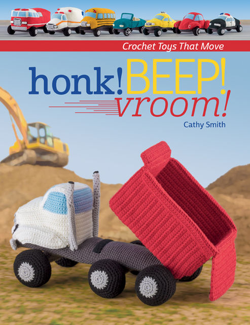 Honk! Beep! Vroom!, Cathy Smith